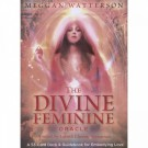 The Divine Feminine Oracle kort av Megan Watterson thumbnail