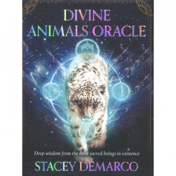 Divine Animals Oracle kort av Stacey Demarco