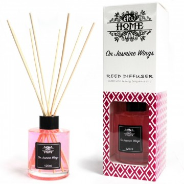 Reed Diffuser - On Jasmine Wings