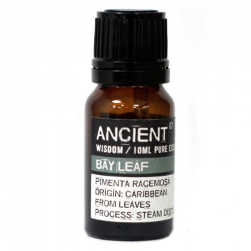 AW Laurbærblad (Bay Leaf) Eterisk olje, 10 ml