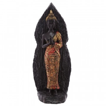 Thai Buddha- Wood Effect 30 cm