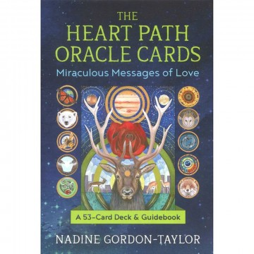 The Heart Path orakelkort av Nadine Gordon-Taylor