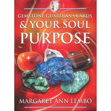 Gemstone Guardians and Your Soul Purpose orakelkort av Margaret Ann Lembo