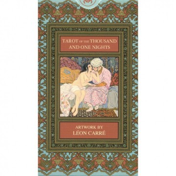 Tarot of the Thousand and One Nights kort av Leon Carre