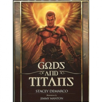 Gods and Titans Oracle kort av Stacey Demarco