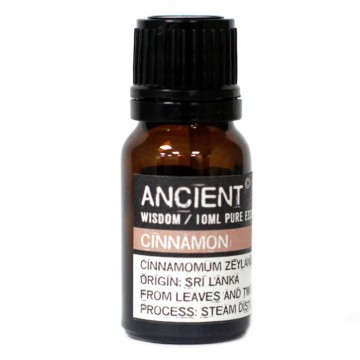 AW Kanel (Cinnamon) Eterisk olje, 10 ml