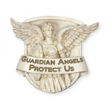 Guardian Archangel Michael Visor Clip