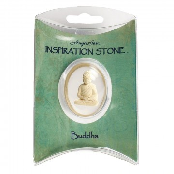 Inspiration Stone in pillow pack - Buddha 3,8 cm