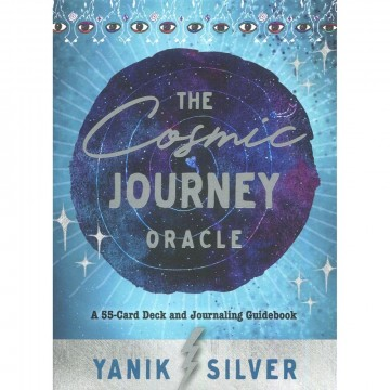 The Cosmic Journey orakelkort av Yanik Silver