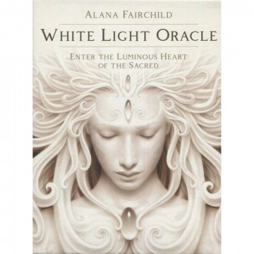 White Light orakelkort av Alana Fairchild