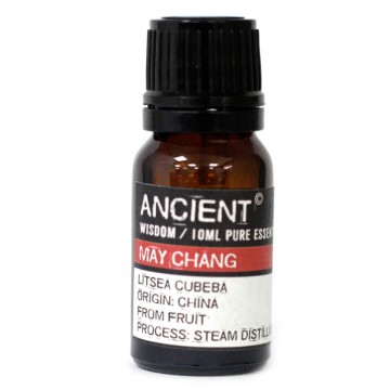 AW May Chang (Laurbær) Eterisk olje, 10 ml