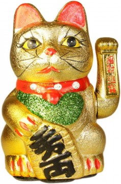 Lucky Cat Large 20,5 cm