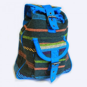 Small Nepali Backpacks - Blå