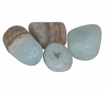 Caribbean Blue Calcite