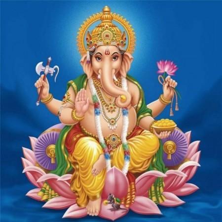 Hinduistiske figurer